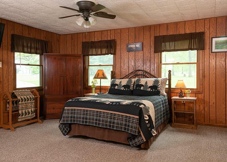 Bridge Cabin bed