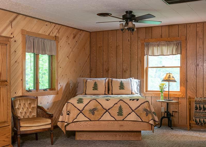 Chippewa Cabin bed