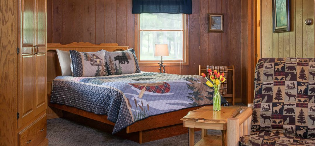 Commanche Cabin bed