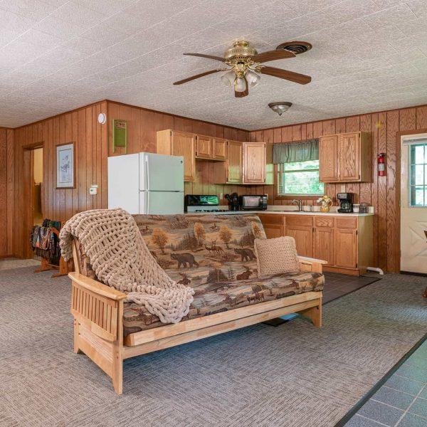 Hunters Cabin Interior