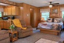 Mother-in-law - dog friendly cabin near Chicago