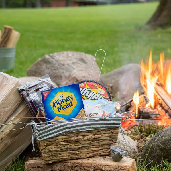 Campfire Package - everything for S'mores